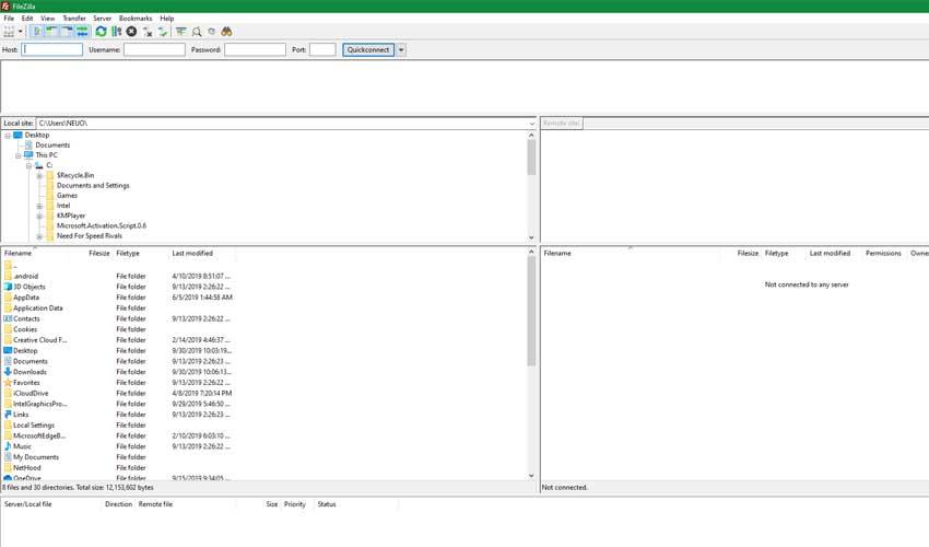 نرم-افزار-فایل-زیلا---File-Zilla