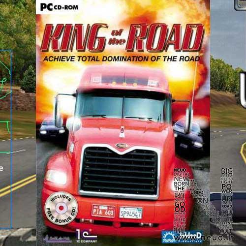 بازی سلطان جاده ها king of the Road