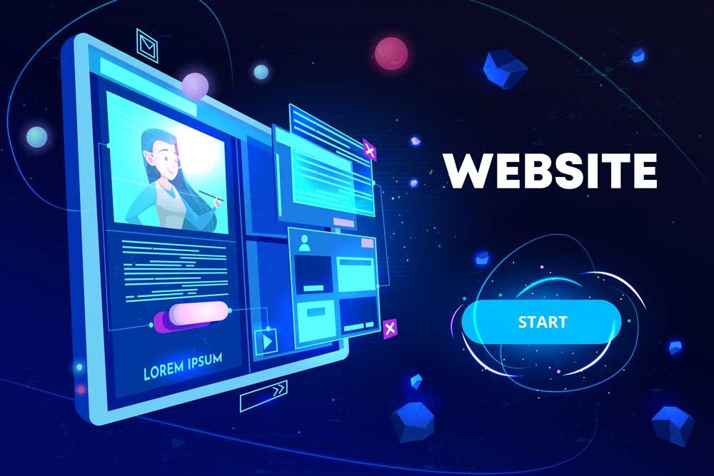 طراحی یک وب سایت کاربردی و زیبا