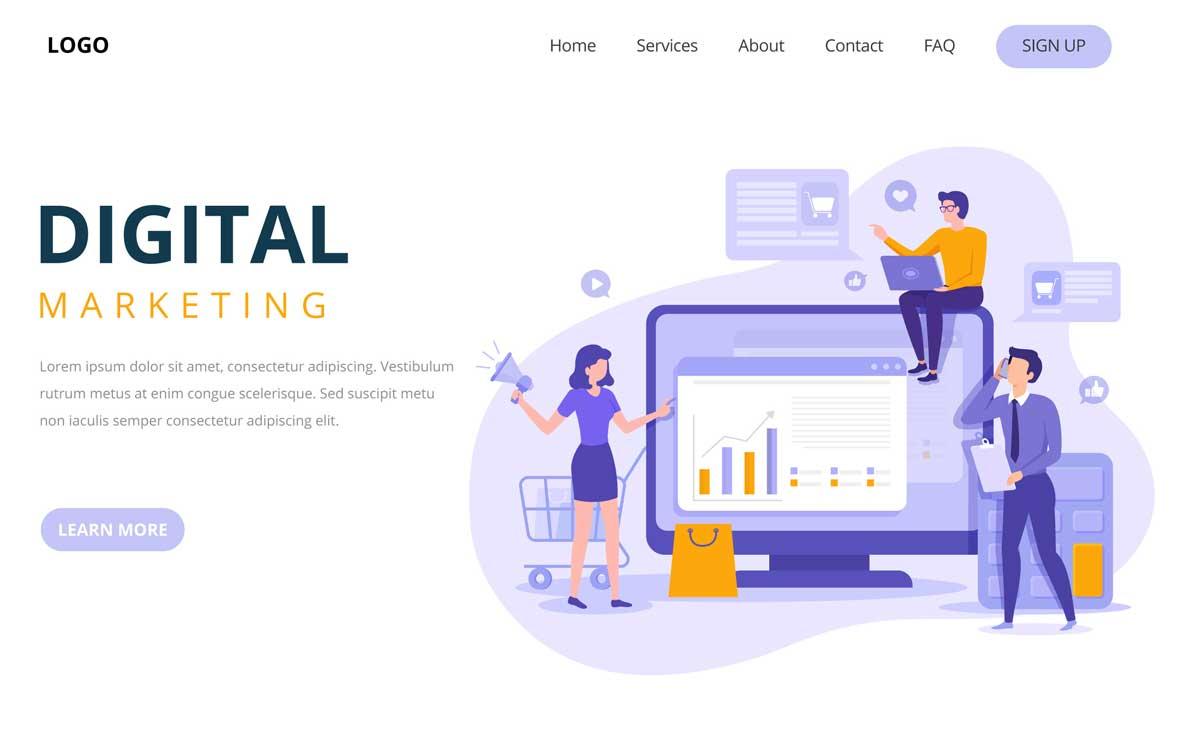 طراحی و سئو وب سایت