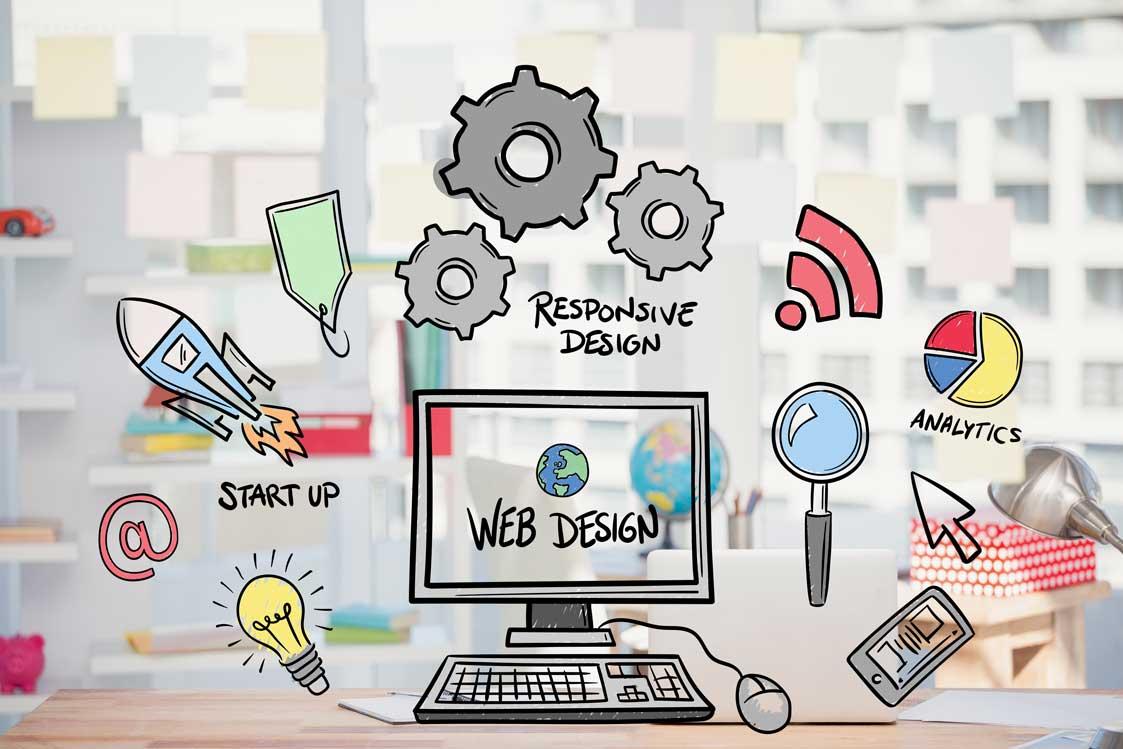 طراحی وب سایت - سئو وب سایت