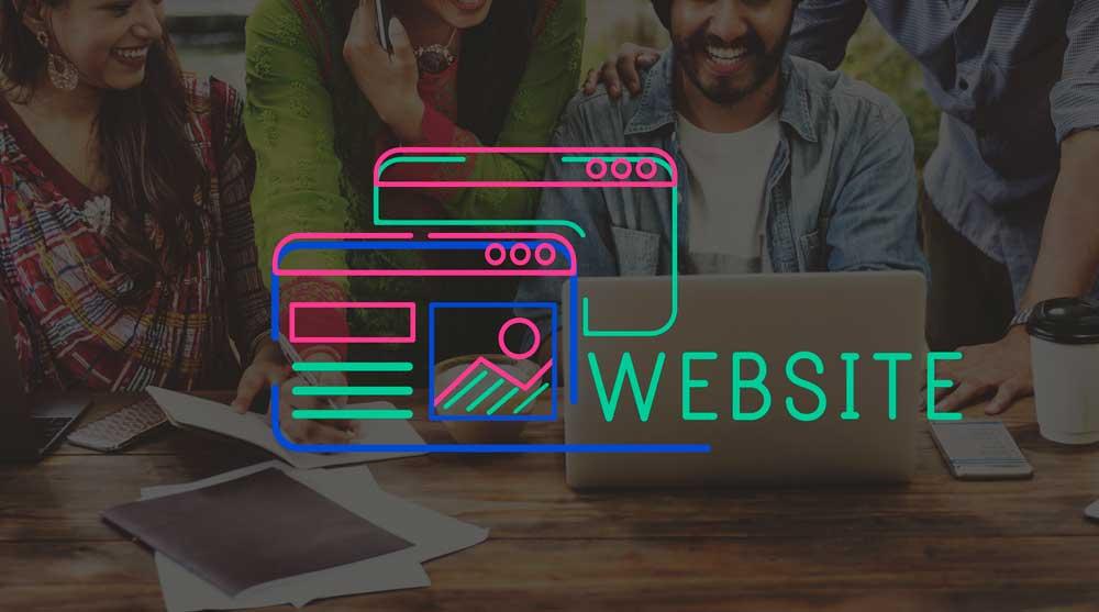 طراحی وب سایت و رتبه دهی به وب سایت